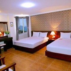 Nice Swan Hotel 2* Улучшенный номер с 2 отдельными кроватями фото 2