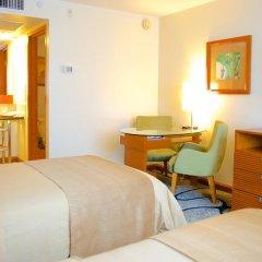 Отель Fiesta Resort Guam 3* Стандартный номер с различными типами кроватей фото 7