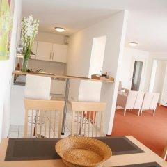 HSH Hotel Apartments Mitte 4* Стандартный номер с разными типами кроватей фото 4