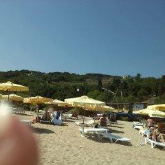 Отель Villa Noi Золотые пески пляж фото 2
