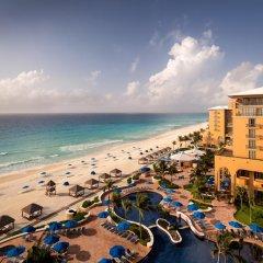 Отель The Ritz-Carlton Cancun 5* Стандартный номер с различными типами кроватей фото 9