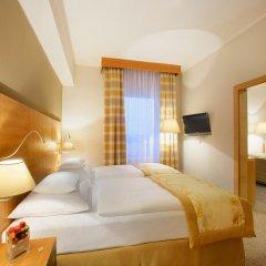 Hotel International Prague 4* Стандартный номер с различными типами кроватей фото 2