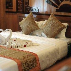 Отель Halong Golden Bay Cruise Номер Делюкс фото 5