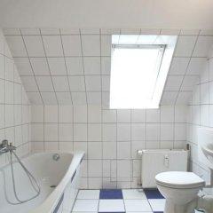 Отель Top City Terrassenapartment Берлин ванная