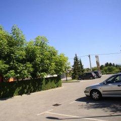 Ahotel Hotel Ljubljana Любляна парковка