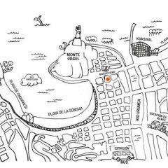 Отель Olatu Guest House Испания, Сан-Себастьян - отзывы, цены и фото номеров - забронировать отель Olatu Guest House онлайн интерьер отеля фото 3