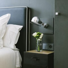 Hotel Pulitzer Paris 4* Стандартный номер с двуспальной кроватью фото 18