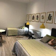 Hotel Bernina 3* Улучшенный номер с различными типами кроватей фото 3