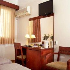 Attalos Hotel 3* Номер Эконом с различными типами кроватей фото 5