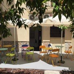 Отель Al Giardino di Anna Фонди питание