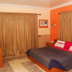 The Dons Suite Hotel сейф в номере