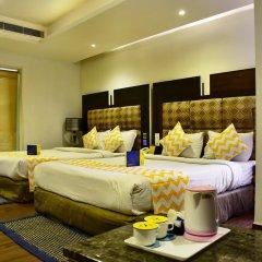 Hotel Uppal International 3* Номер Делюкс с различными типами кроватей фото 4