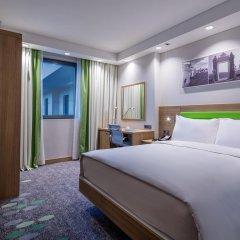 Отель Hampton by Hilton Istanbul Zeytinburnu 2* Стандартный номер с различными типами кроватей