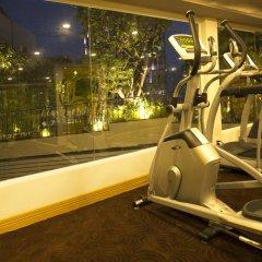 Alagon City Hotel & Spa фитнесс-зал