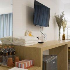 Отель PJ Inn Pattaya 3* Семейная студия с двуспальной кроватью фото 6