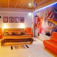 Гостиница Сеновал комната для гостей фото 5