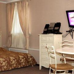 Гостиница Ажурный 3* Улучшенная студия с разными типами кроватей фото 3