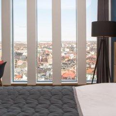 Clarion Hotel & Congress Malmö Live 4* Стандартный номер с различными типами кроватей фото 4