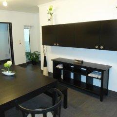Отель Düsseldorfer Appartment комната для гостей