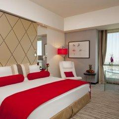 Отель Grand Millennium Amman 5* Номер Делюкс с различными типами кроватей фото 3