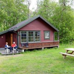 Отель Skysstasjonen Cottages Коттедж с различными типами кроватей фото 12