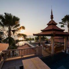 Отель Trisara Villas & Residences Phuket 5* Стандартный номер с различными типами кроватей фото 45