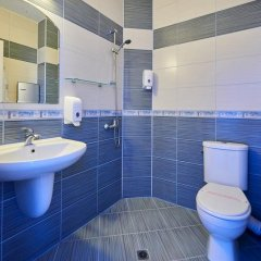 Отель Family Hotel Regata Болгария, Поморие - отзывы, цены и фото номеров - забронировать отель Family Hotel Regata онлайн ванная фото 2