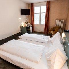 Hotel City am Bahnhof 3* Стандартный номер с двуспальной кроватью