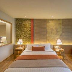 Pathumwan Princess Hotel 5* Стандартный номер с различными типами кроватей фото 15