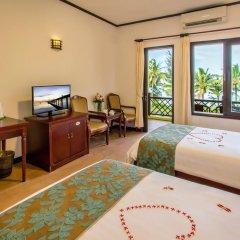Отель Agribank Hoi An Beach Resort 3* Номер Делюкс с 2 отдельными кроватями фото 3