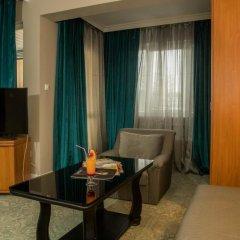 Отель Атлантик 3* Улучшенные апартаменты с различными типами кроватей фото 5