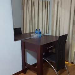 Отель White City Inn 3* Стандартный номер фото 5