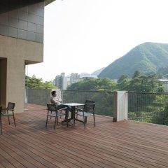 Отель Kinunokeikoku Hekiryu Никко балкон