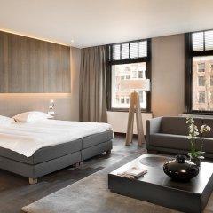Отель The Dylan Amsterdam Стандартный номер с различными типами кроватей фото 6