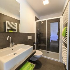 Отель Camping Zögghof Италия, Горнолыжный курорт Ортлер - отзывы, цены и фото номеров - забронировать отель Camping Zögghof онлайн ванная