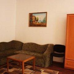 Гостиница Клеопатра Номер Бизнес с разными типами кроватей фото 7