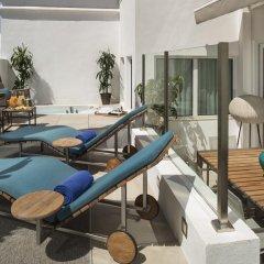 Отель ME Madrid Reina Victoria бассейн фото 3