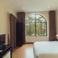 Saigon Halong Hotel 4* Улучшенная вилла с различными типами кроватей фото 6