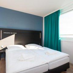 Отель A&O Prague Rhea 3* Стандартный номер с различными типами кроватей фото 8