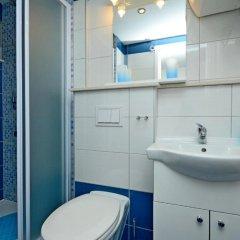 Отель Villa Capo ванная фото 2