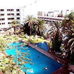 Bahia City Hotel балкон фото 3