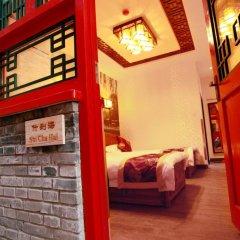 Beijing 161 Lama Temple Courtyard Hotel интерьер отеля фото 2