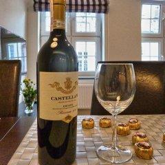 Апартаменты Gdansk Deluxe Apartments гостиничный бар