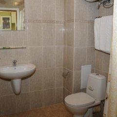 Отель Villa Romana Болгария, Балчик - отзывы, цены и фото номеров - забронировать отель Villa Romana онлайн ванная