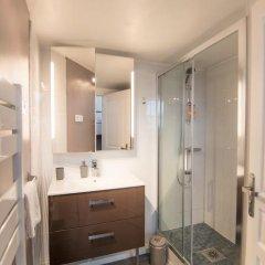 Отель Only Loft Lyon Brotteaux-Part Dieu Франция, Лион - отзывы, цены и фото номеров - забронировать отель Only Loft Lyon Brotteaux-Part Dieu онлайн ванная фото 2