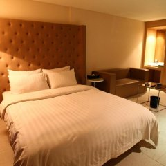 The California Hotel Seoul Seocho 2* Номер Делюкс с различными типами кроватей фото 6