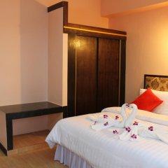 Krabi City View Hotel 3* Номер Делюкс с различными типами кроватей фото 5