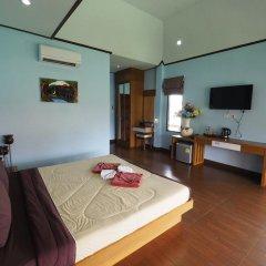 Отель Chomview Resort 3* Стандартный номер с различными типами кроватей фото 7