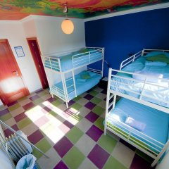 Отель Captain's Log House 2* Кровать в общем номере двухъярусные кровати