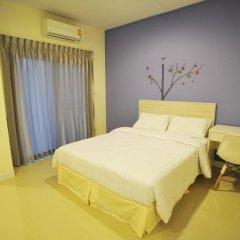 Отель The Garden Living 3* Стандартный номер с различными типами кроватей
